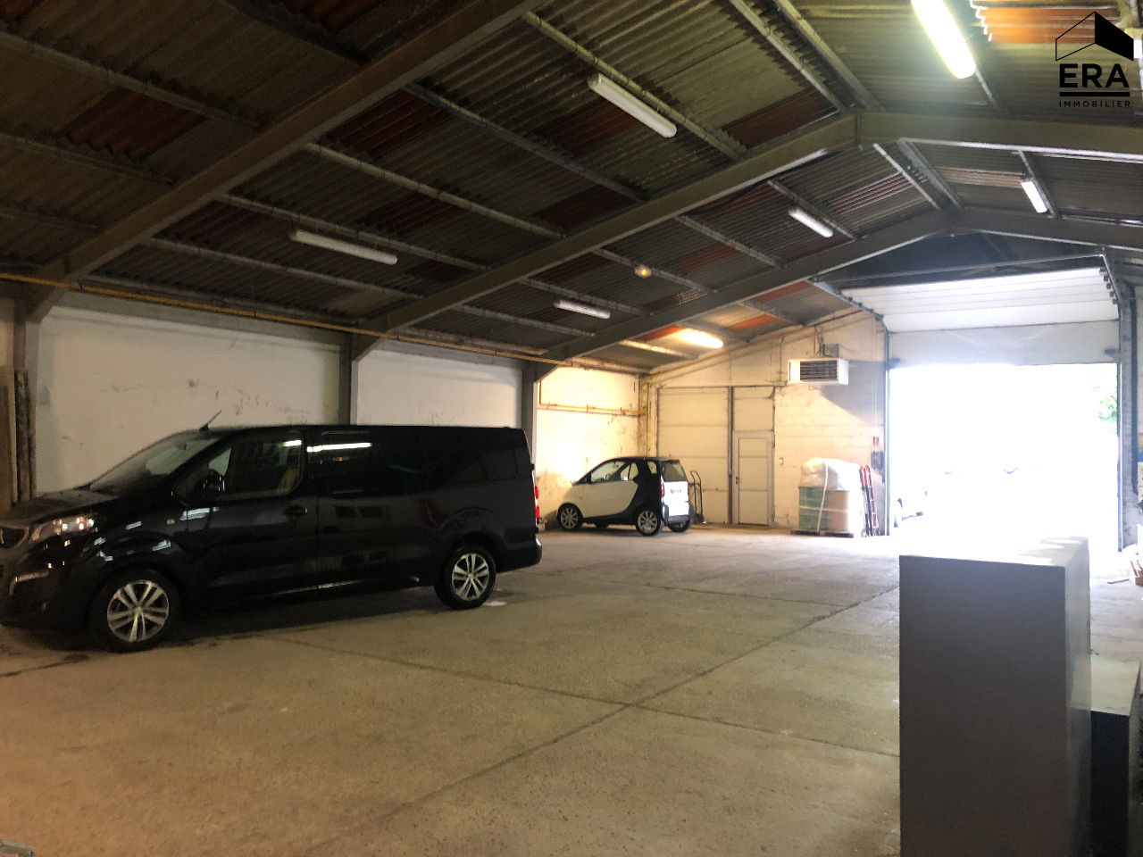 Entrepôt / local industriel Saint Quentin 520 m2